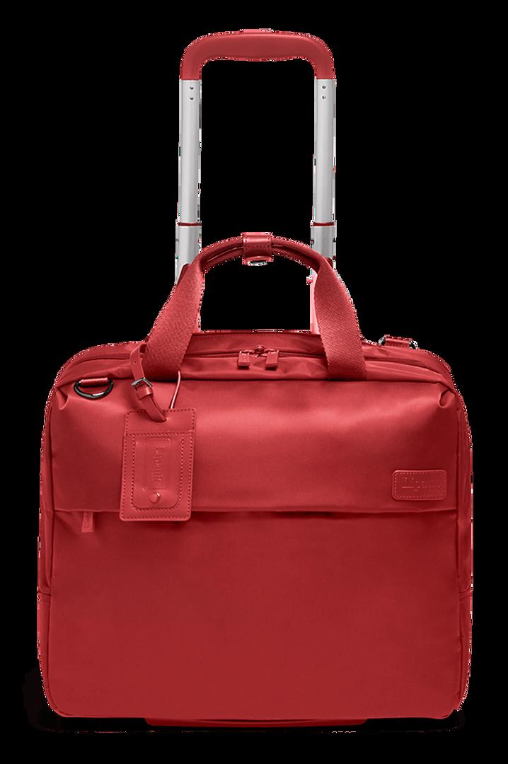 Plume Business Kaksipyöräinen laukku 48cm Cherry Red | 1