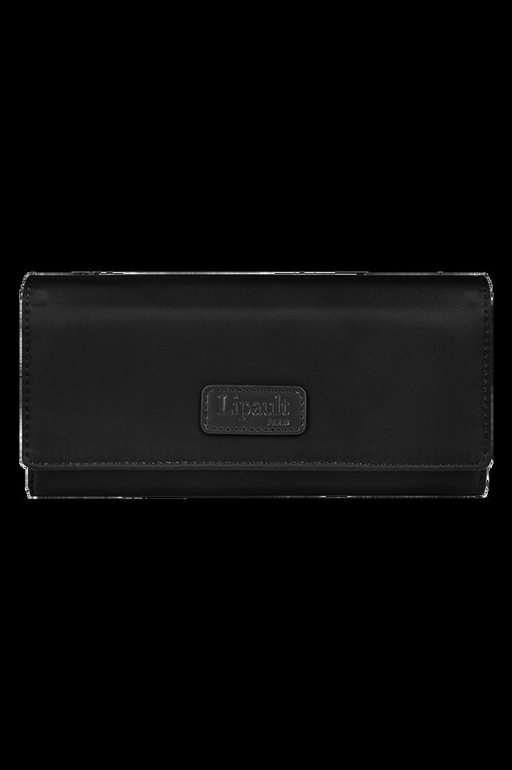 Plume Accessoires Lompakko Black   1