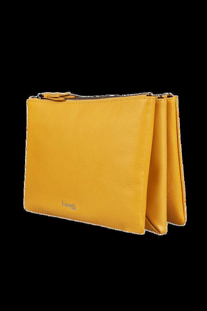 Plume Elegance Käsilaukku Mustard | 4