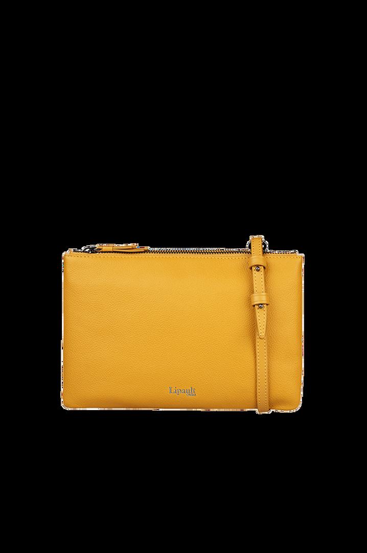 Plume Elegance Käsilaukku Mustard | 1
