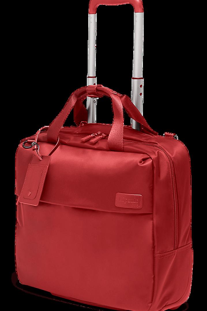 Plume Business Kaksipyöräinen laukku 48cm Cherry Red | 4