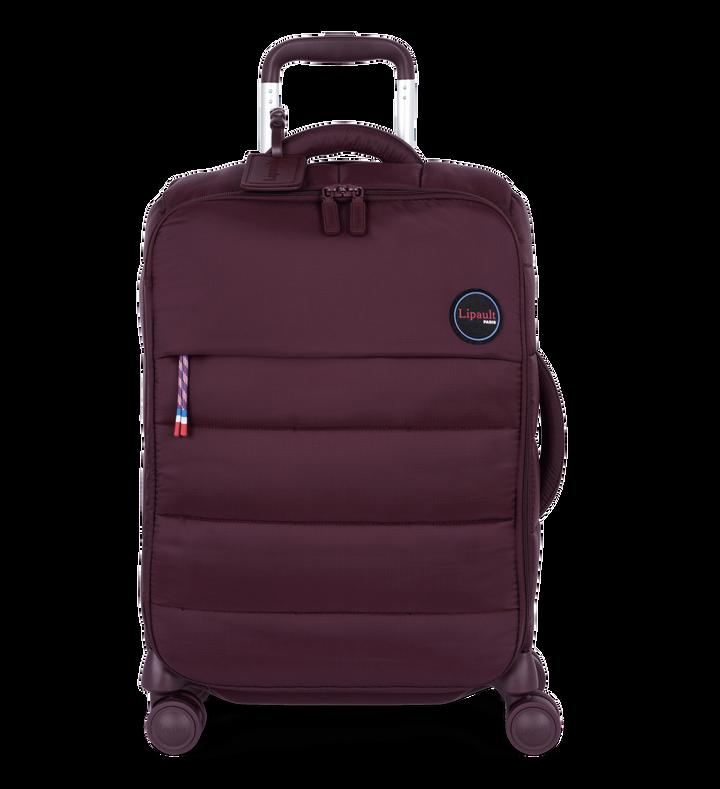 Snowflake Nelipyöräinen matkalaukku 55cm Bordeaux | 1