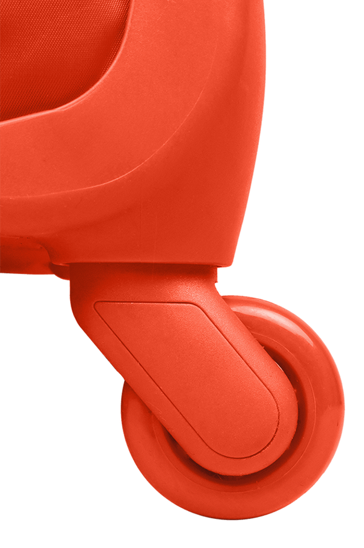 Originale Plume Nelipyöräinen laukku 72cm Bright Orange | 4