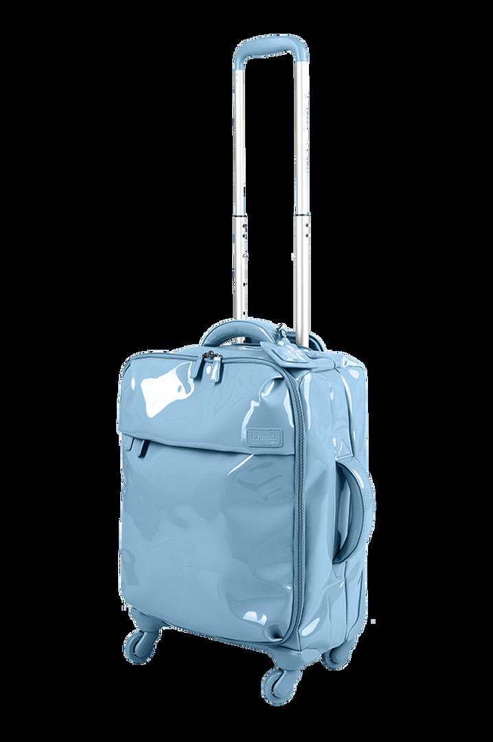 Plume Vinyle Nelipyöräinen laukku 55cm Steel Blue | 2