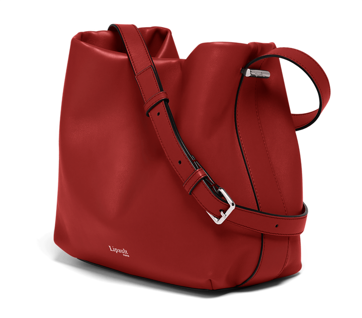 By The Seine Bucket Bag Cherry Red | 3