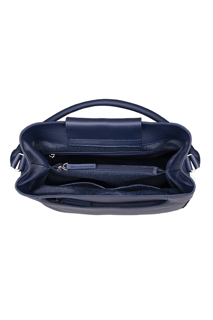 Plume Elegance Hobo-laukku Navy | 2
