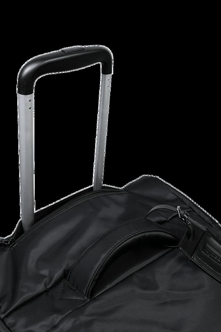 Pliable Matkakassi pyörillä 78cm Black   4