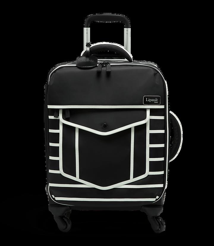 Nite Box Nelipyöräinen matkalaukku 55cm Black Suit   1