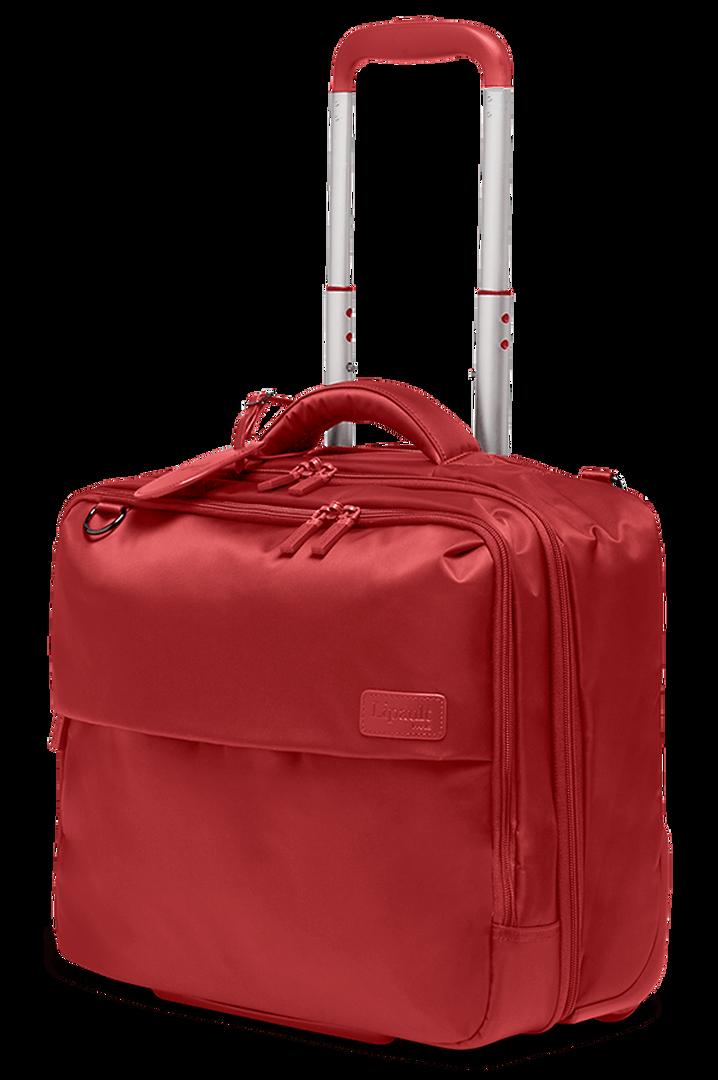 Plume Business Lentäjänlaukku Cherry Red | 4