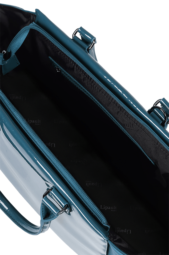 Plume Vinyle Olkalaukku S Duck Blue | 2