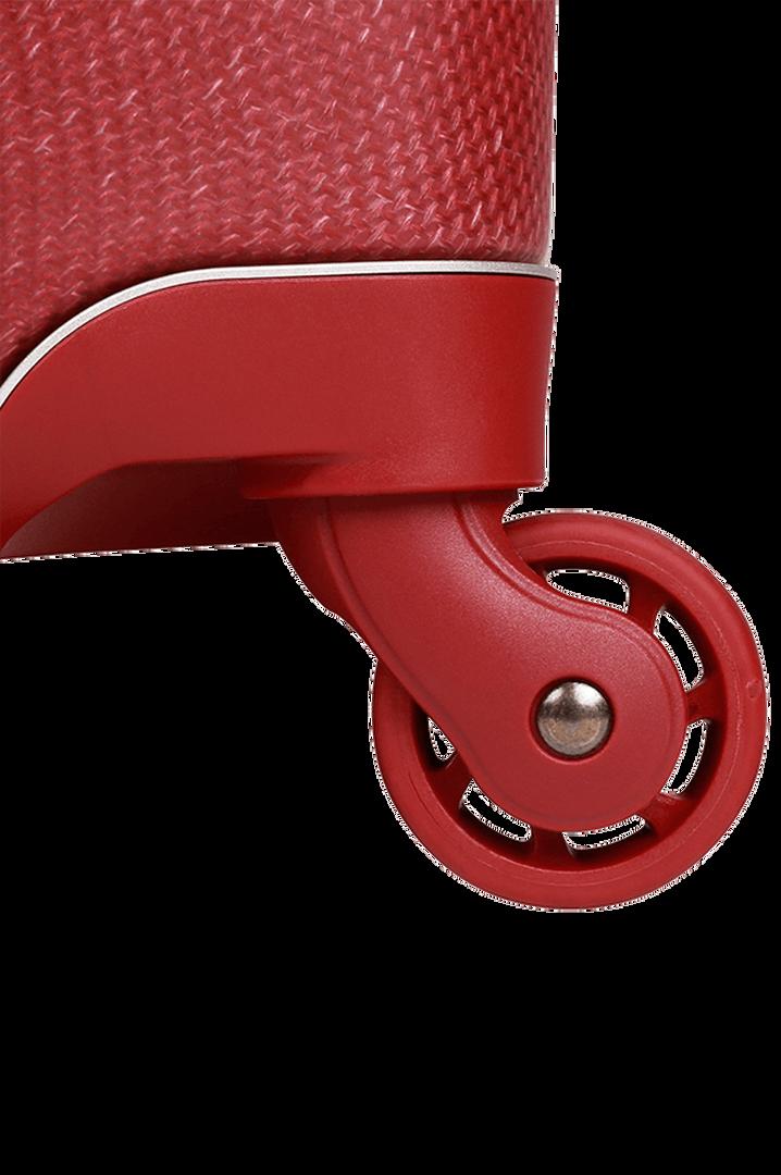 Chic And Plume Nelipyöräinen laajennettava laukku Ruby | 6