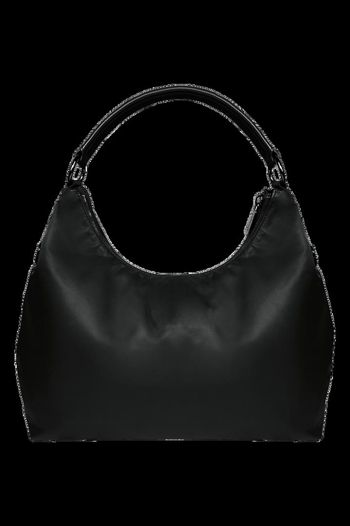 Lady Plume Hobo-laukku M Black | 5