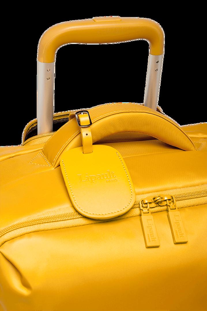 Originale Plume Nelipyöräinen laukku 55cm Mustard | 5