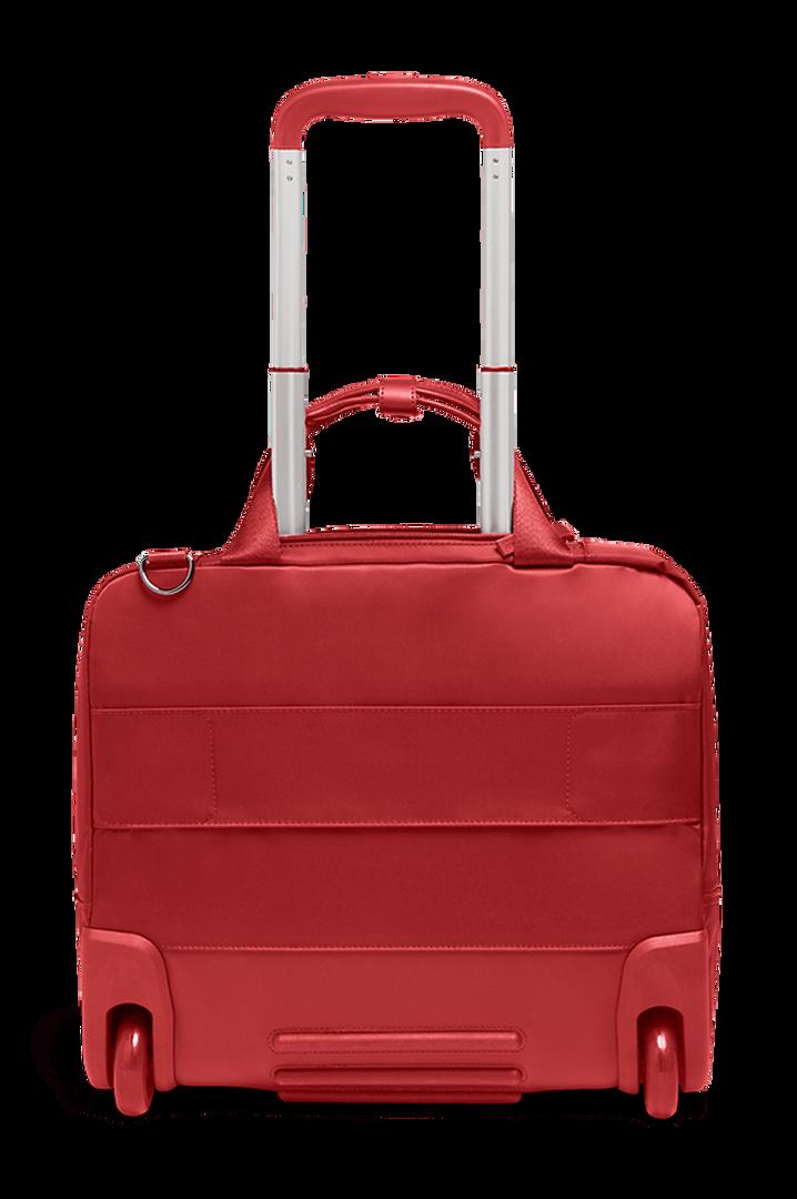 Plume Business Kaksipyöräinen laukku 48cm Cherry Red | 5
