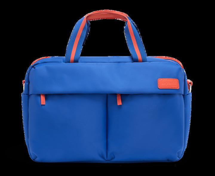 City Plume 24h Bag  Electric Blue/Flash Coral | 1