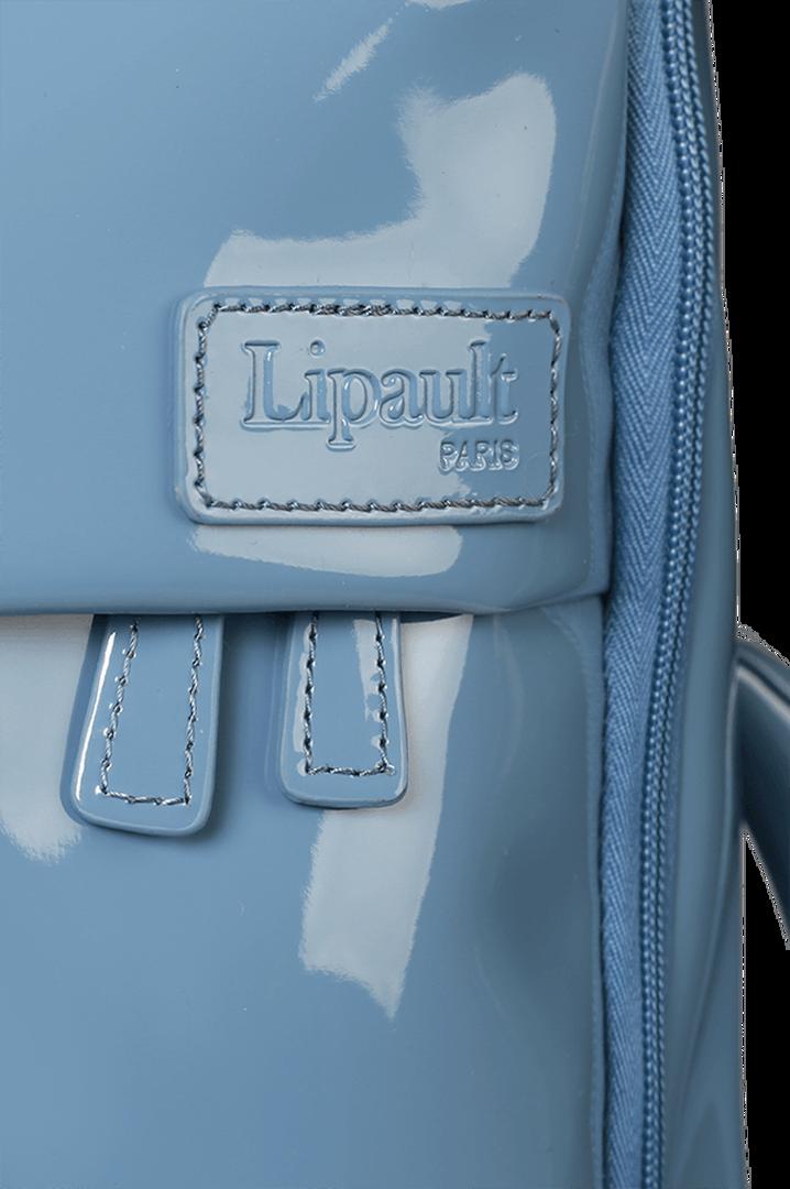 Plume Vinyle Nelipyöräinen laukku 55cm Steel Blue | 6