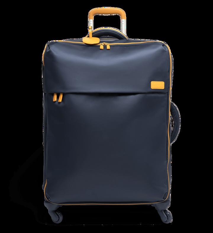 Originale Plume Nelipyöräinen matkalaukku 72cm Navy/Mustard | 1