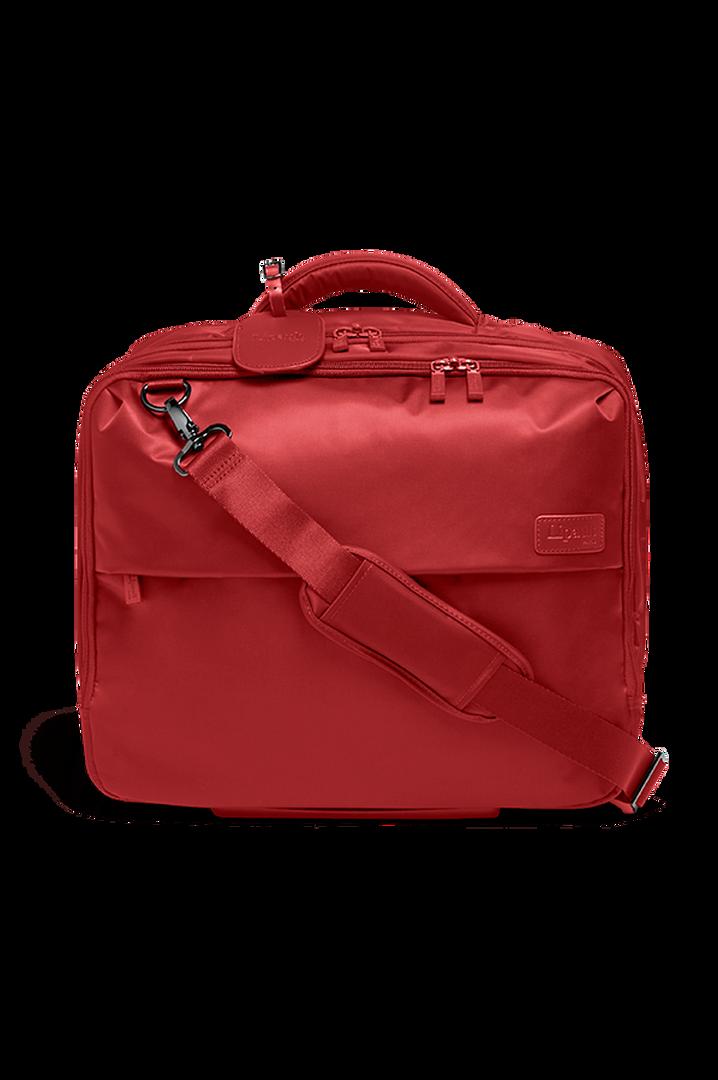 Plume Business Lentäjänlaukku Cherry Red | 3