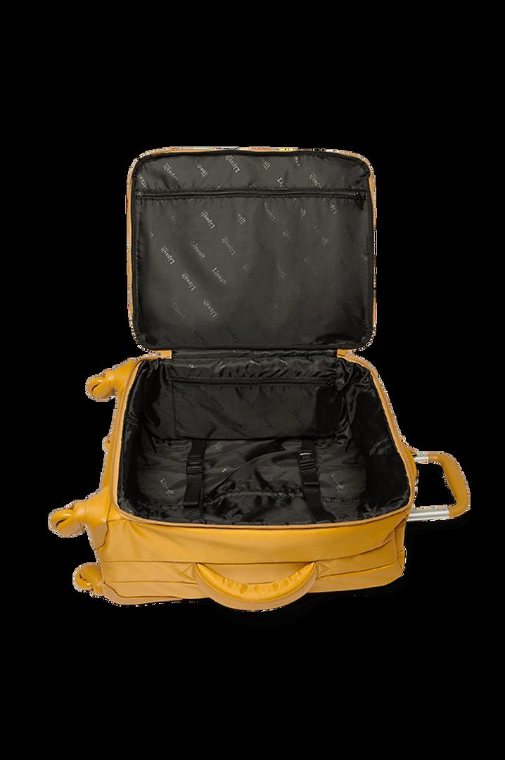 Originale Plume Nelipyöräinen laukku 55cm Mustard | 4