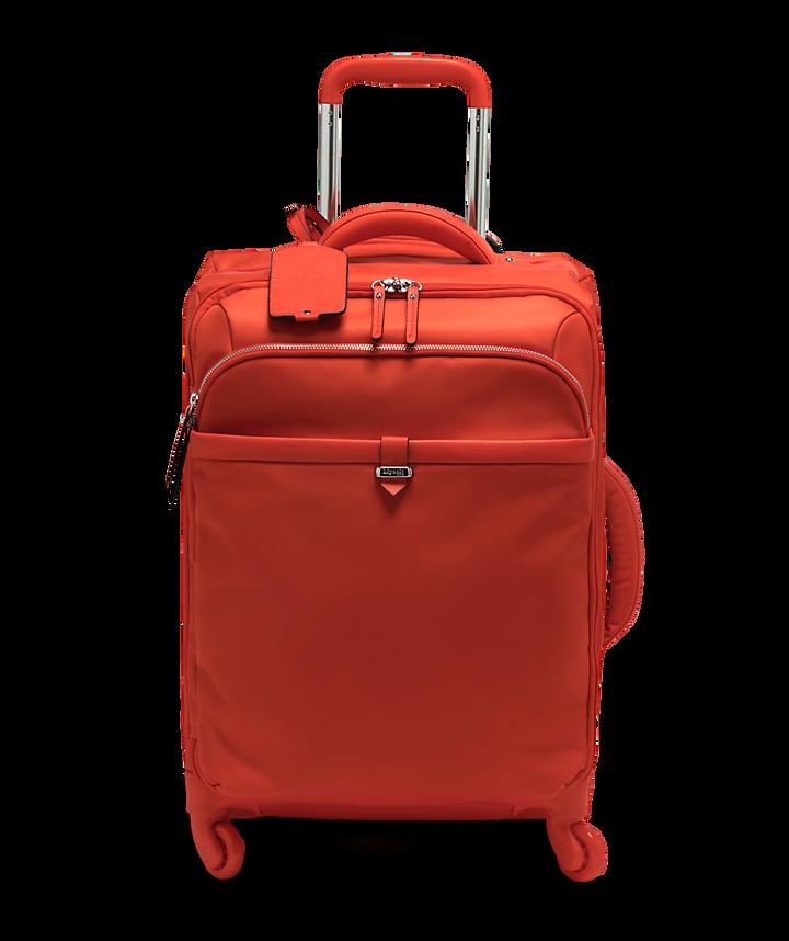 Plume Avenue Nelipyöräinen matkalaukku 55cm Flash Coral | 1