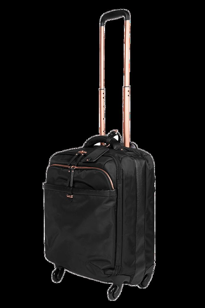 Plume Avenue Nelipyöräinen laukku 55cm Jet Black | 1