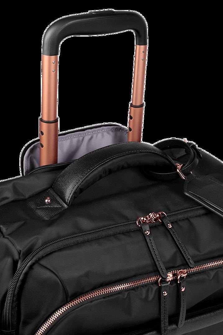 Plume Avenue Nelipyöräinen laukku 55cm Jet Black | 4