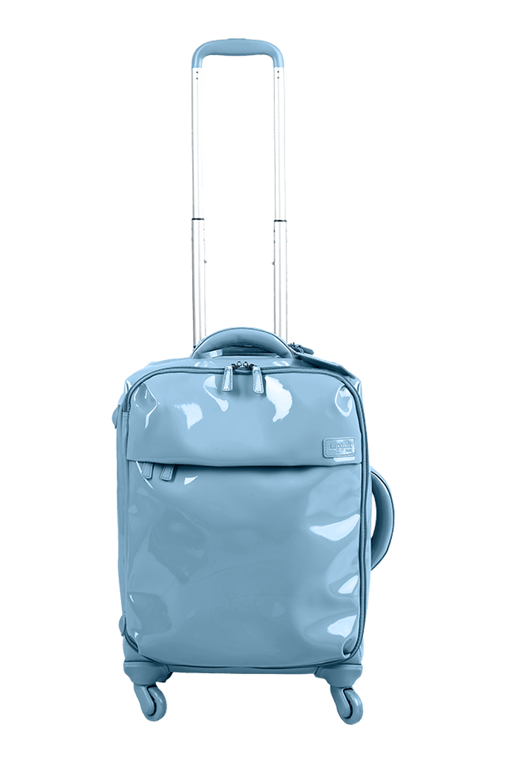 Plume Vinyle Nelipyöräinen laukku 55cm Steel Blue | 1