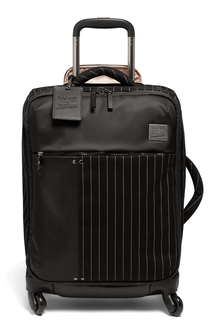 J.P. Gaultier Collab Ampli Nelipyöräinen laukku 55cm Black | 1