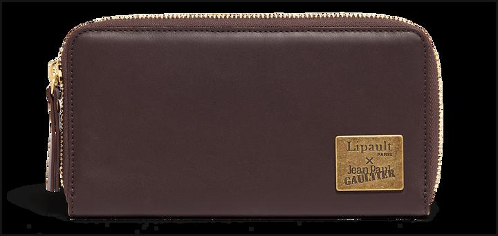 J.P. Gaultier Collab Lompakko Burgundy   1