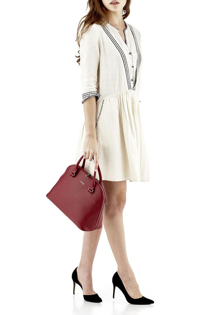 Plume Elegance Käsilaukku M Ruby   3