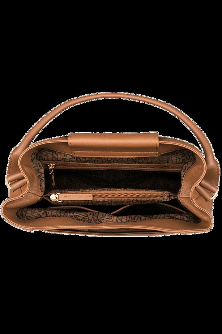 Plume Elegance Hobo-laukku Cognac | 2