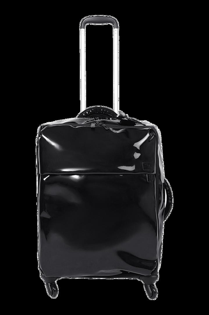 Plume Vinyle Nelipyöräinen laukku 65cm Black | 1