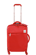 Idlf Capsule Coll. Nelipyöräinen laukku 55cm Red