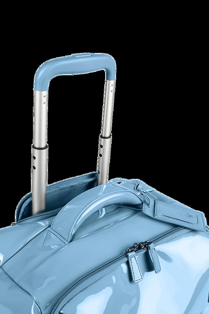 Plume Vinyle Nelipyöräinen laukku 55cm Steel Blue | 4
