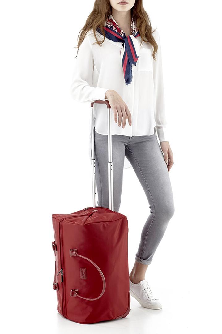 Lady Plume Weekend Bag Ruby | 3