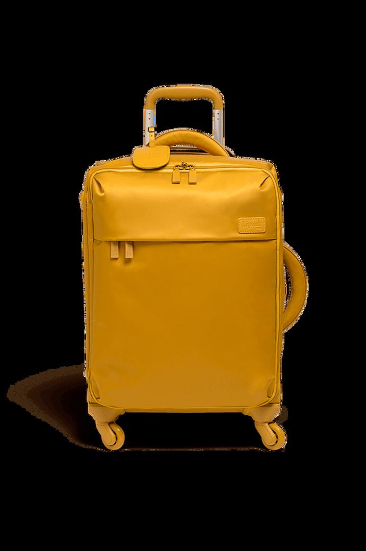 Originale Plume Nelipyöräinen laukku 55cm Mustard | 1