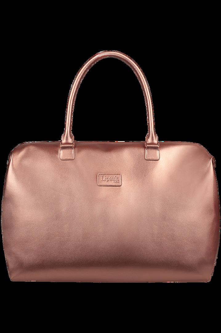Miss Plume Weekend Bag M Pink Gold | 1