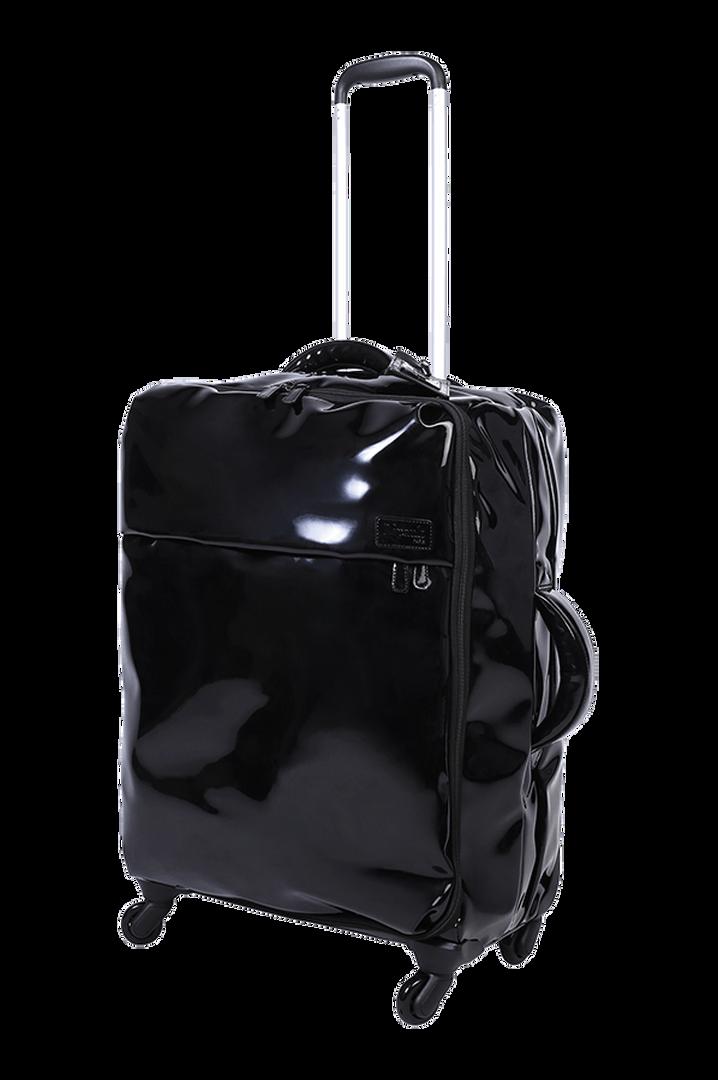 Plume Vinyle Nelipyöräinen laukku 65cm Black | 6