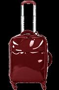 Plume Vinyle Nelipyöräinen laukku 55cm Ruby