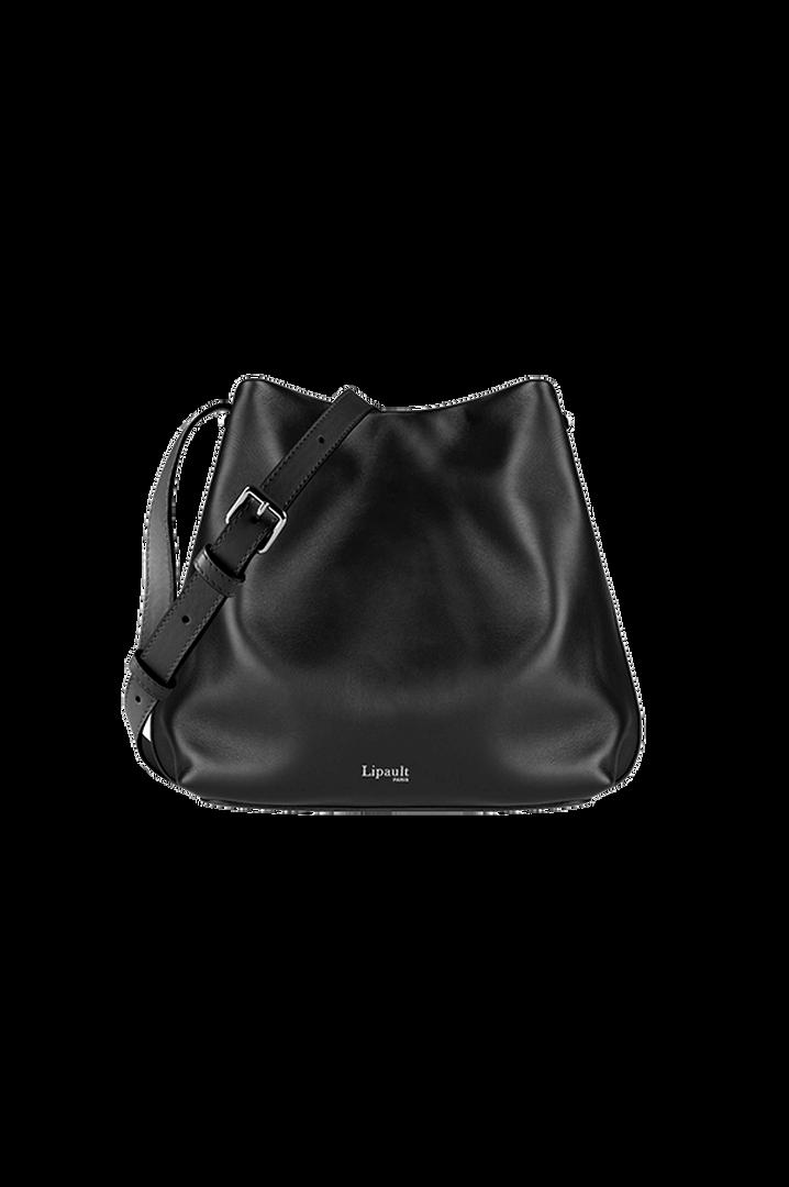 By The Seine Bucket Bag Black   1