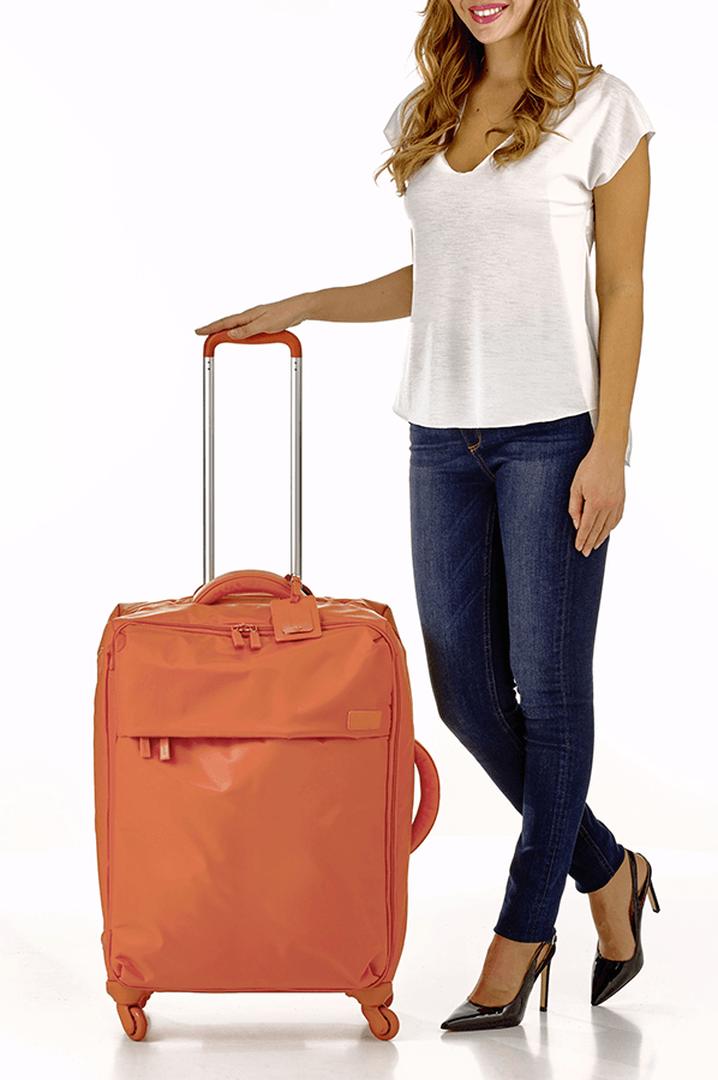Originale Plume Nelipyöräinen laukku 65cm Bright Orange | 2