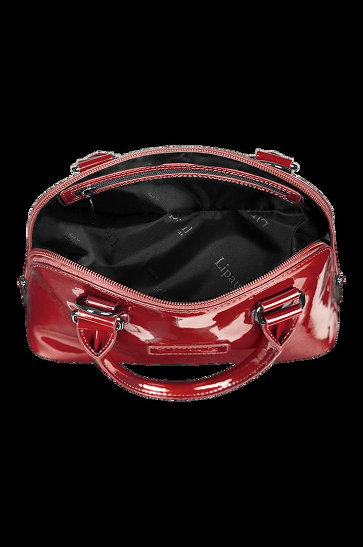 Plume Vinyle Käsilaukku M Ruby | 2