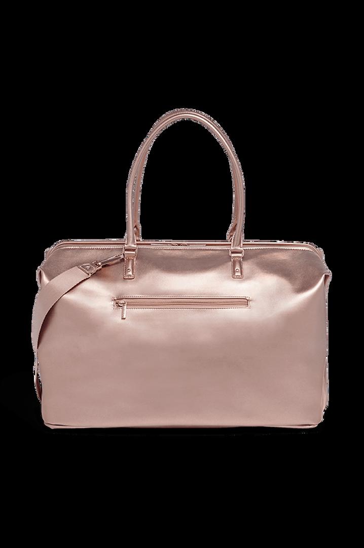 Miss Plume Weekend Bag M Pink Gold | 2