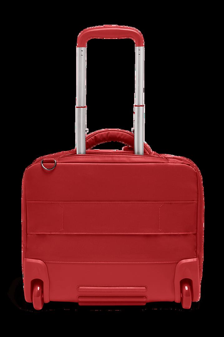Plume Business Lentäjänlaukku Cherry Red | 5