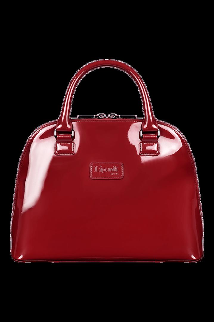 Plume Vinyle Käsilaukku M Ruby | 1
