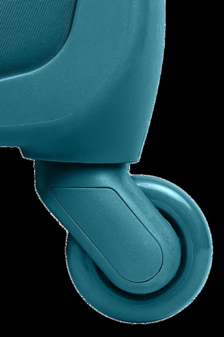 Originale Plume Nelipyöräinen laukku 50cm Duck Blue | 4
