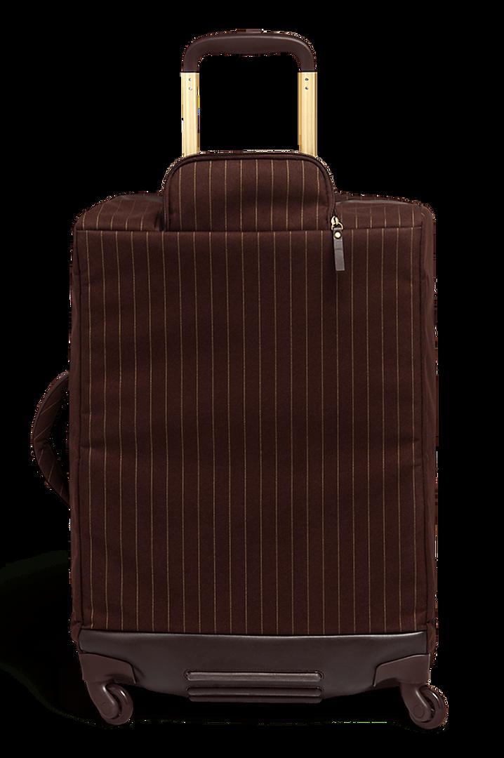 J.P. Gaultier Collab Ampli Nelipyöräinen laukku 65cm Burgundy | 2