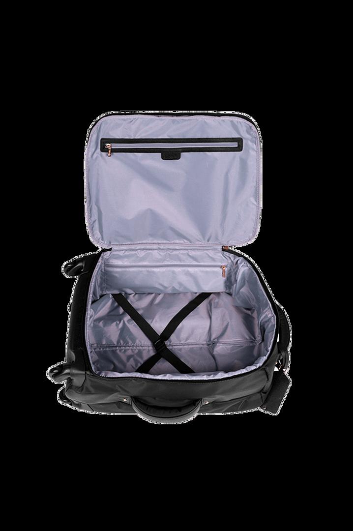 Plume Avenue Nelipyöräinen laukku 55cm Jet Black | 2