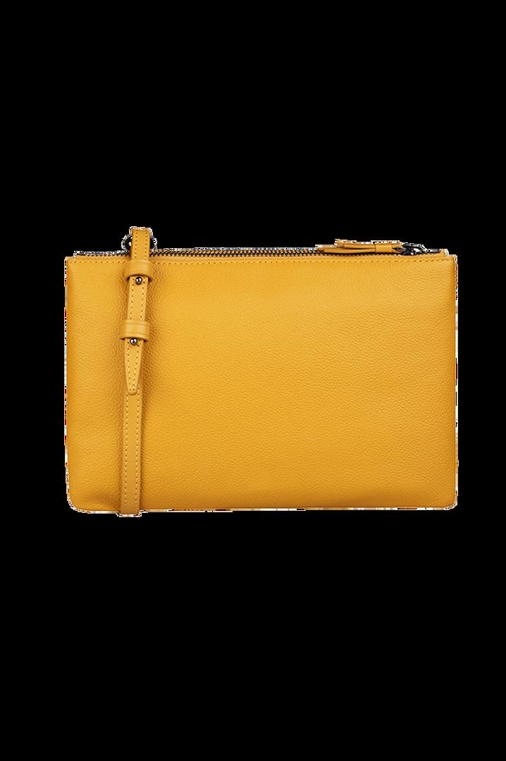 Plume Elegance Käsilaukku Mustard | 3