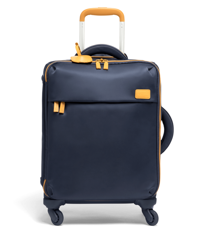 Originale Plume Nelipyöräinen matkalaukku 55cm Navy/Mustard | 1